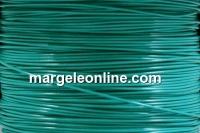 Sarma din cupru, verde marin, 0.20mm - 125m