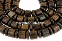 Bronzite, mix disc and tube , 12mm