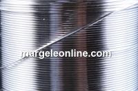 Sarma argint 925, medie, 0.6mm - x1m