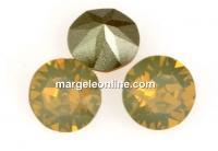 Swarovski, chaton SS, sand opal, 8mm - x2