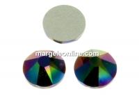 Swarovski rhinestone ss16, rainbow dark, 4mm - x20
