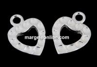 Baza pandantiv argint 925 pt Swarovski pp10, 13.5mm - x1