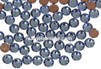 Swarovski, hotfix, ss12, light sapphire, 3mm - x20