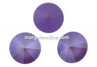 Swarovski, rivoli, lilac, 14mm - x1