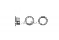 Baza margele becharmed, argint 925 - x2