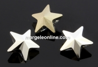 Swarovski, fancy star, comet argent light, 10mm - x1