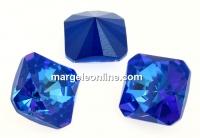 Swarovski, fancy Kaleidoscope, Royal Blue DeLite, 14mm - x1