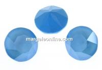 Swarovski, chaton ss29, summer blue, 6mm - x4