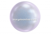 Perle Swarovski, iridescent dreamy blue, 2mm - x100
