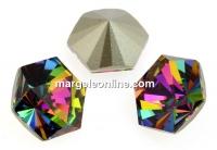 Swarovski, fancy Kaleidoscope hexagon, vitrail medium, 14mm - x1