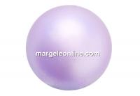 Preciosa pearl, lavender, 6mm - x100