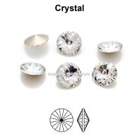 Preciosa rivoli, crystal, 14mm - x1