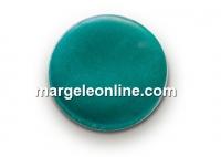 MALACHITE - Swarovski Ceralun epoxy clay - pachet 20grame