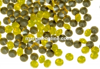 Swarovski, chaton pp21, yellow opal, 2.8mm - x20
