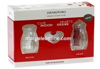 Swarovski Crystal Pixie Petite si Edge pentru unghii, Trialset red - 1 set