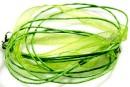 Snur pret-a-porter verde fistic intens - x3