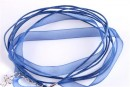 Snur pret-a-porter albastru intens - X3