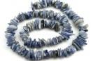 Blue kyanite, free form, 8-14mm