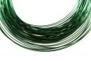 Sarma din cupru, verde, 0.50mm - 15m