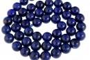 Natural lapis lazuli, A grade, round, 8mm