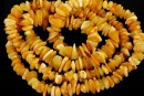 Baltic amber, necklace chips, 7.5-12mm