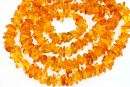 Baltic amber, necklace chips, 7.5-10mm