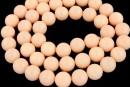 Perle Mallorca, frez opal, 6mm