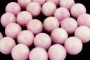 Pink kunzite, A+grade, natural, round, 14mm