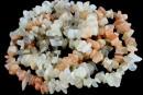 Piatra lunii multicolora - chips, 87cm