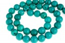 Natural stone Turquoise,  A grade, round, 10mm