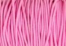 Snur elastic circular, roz, 1.4mm - x 13m