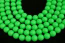 Perle Swarovski, neon green, 5mm - x100