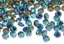 Swarovski, chaton pp14, erinite shimmer, 2mm - x20