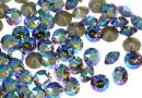 Swarovski, chaton pp21, black diamond shimmer, 2.8mm - x20