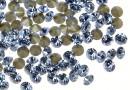 Swarovski, chaton PP18, light sapphire, 2.5mm - x20