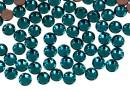 Swarovski, hotfix, ss10, blue zircon, 2.7mm - x20