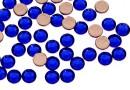 Swarovski, rhinestone HF ss16, majestic blue, 3.8mm - x20
