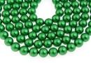 Perle Swarovski, eden green, 5mm - x100