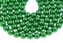 Perle Swarovski, eden green, 12mm - x10