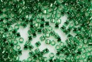 Miyuki - margele Delica® silver-lined green