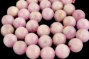 Pink kunzite, A+ grade, natural, round, 11mm