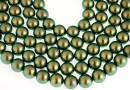 Perle Swarovski, iridescent green, 14mm - x2