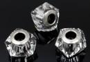 Swarovski, becharmed helix crystal, 14mm - x1