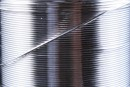 Wire, 925 silver, hard, 0.8mm - x1m