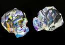 Swarovski, Panther bead, aurora borealis, 19mm - x1