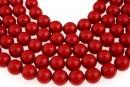 Perle Swarovski, red coral, 16mm - x1