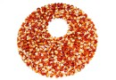 Swarovski, pand. fine rocks, red magma, 40mm - x1