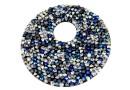 Swarovski, pand. fine rocks, berm. blue comet arg. light, 40mm - x1
