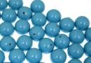 Perle Swarovski cu un orificiu, turquoise, 10mm - x2