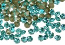 Swarovski, chaton pp21, light turquoise, 2.8mm - x20